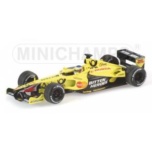 Jordan Honda EJ11 J.Trulli 2001