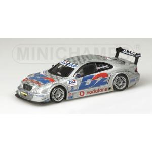 Mercedes CLK Nr.2 DTM P.Dumbreck 2001