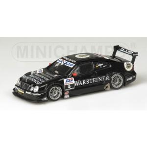Mercedes CLK Nr.5 DTM U.Alzen 2001