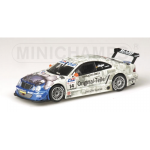 Mercedes CLK Nr.14 DTM Th.Jäger 2001