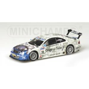 Mercedes CLK Nr.15 DTM C.Albers 2001