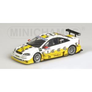 Opel Astra V8 Nr.8 DTM Y.Olivier 2001