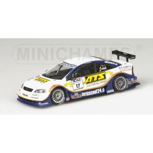 Opel Astra V8 Nr.17 DTM H.Haupt 2001