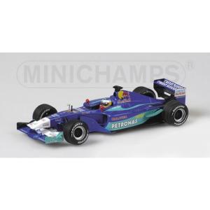 Sauber Petronas C21 N.Heidfeld 2002