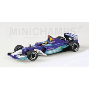 Sauber Petronas C21 GP. USA N.Heidfeld