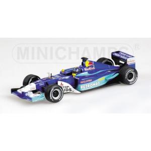 Sauber Petronas C21 GP.USA H.H.Frentzen
