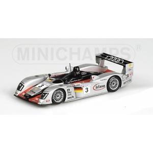 Audi R8 Nr.3 Le Mans 3. Platz 2002