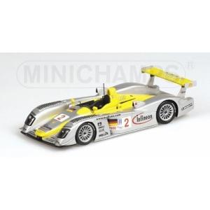 Audi R8 Nr.2 12h Sebring Sieger 2002