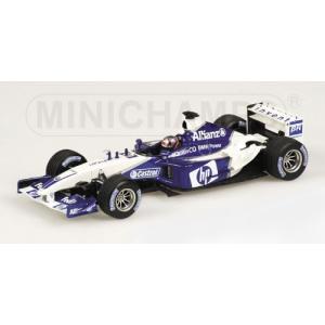 Williams BMW FW25 J.P.Montoya 2003