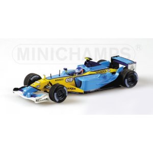 Renault R23 F1 Team J.Trulli 2003