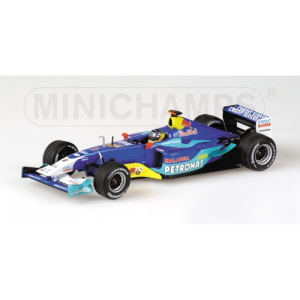 Sauber Petronas C22 N.Heidfeld 2003