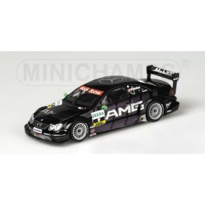 Mercedes CLK DTM AMG Team HWA M.Fässler 2003