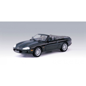 Jaguar XKR Cabriolet grün