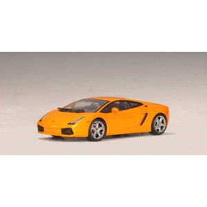 Lamborghini Gallardo orange met 2003