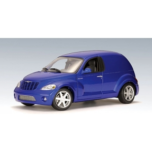 Chrysler Panel Cruiser blau met 2000