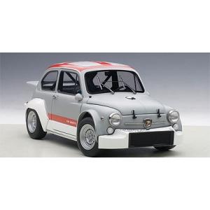 Fiat Abarth 1000 TCR grau