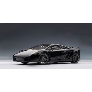 Lamborghini Gallardo Supperleggera schwarz