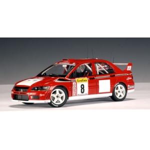 Mitsubishi Lancer Evo VII WRC Nr.8 2002