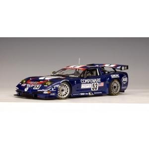 Chevrolet Corvette C5R Nr.53 Le Mans 04