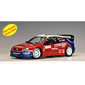Citroen Xsara WRC Nr.3 Rallye Monte Carlo 2004