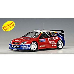 Citroen Xsara WRC Nr.3 Rallye Tour de Corse 2004