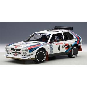 Lancia S4 Nr4 Rallye Tour de Corse 1986