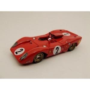 Ferrari 312 P Spyder Nr.2 Monza 1969