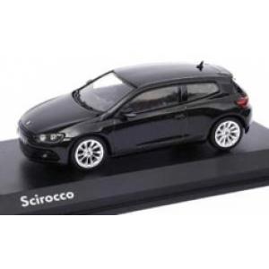 VW Scirocco schwarz met 2008