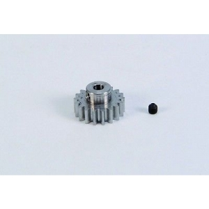 Zahnrad 14 Zähne M0.8 Stahl