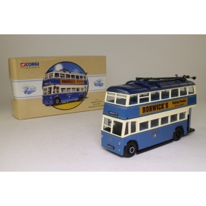 Karrier W Trolleybus Bradford