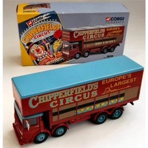 AEC Pole Truck Chipperfields Circus