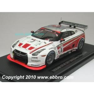 Nissan GT-R Nr.3 Fia-GT1 2010