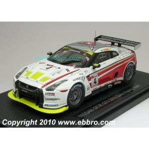 Nissan GT-R Nr.4 FIA-GT1 2010
