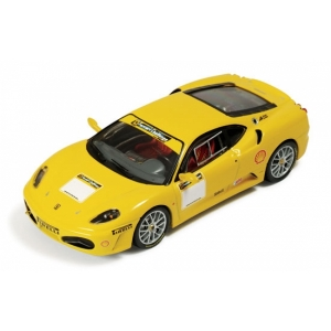 Ferrari F430 Challenge gelb Test Fiorano 2005