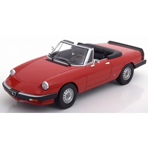 Alfa Romeo Spider rot 1982