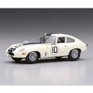 Jaguar E-Type Roadster Nr.10 Le Mans