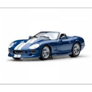 Ac Shelby Serie 1 blau/weiss 2004
