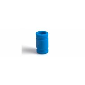 Auspuffverbindungsschlauch blau