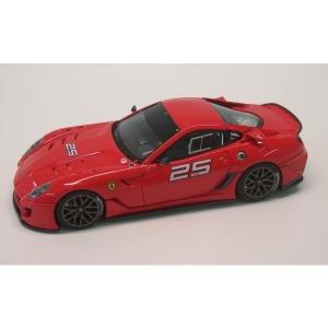 Ferrari 599 XX Nr.25 rosso scuderia 2010