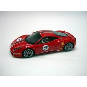 Ferrari 458 Challenge Nr.5 rot 2011