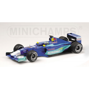 Sauber Petronas C21 F.Massa 2002