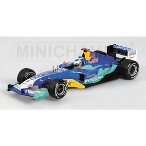 Sauber Petronas C23 G.Fisichella 2004
