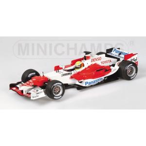 Toyota Panasonic TF105 R.Schumacher
