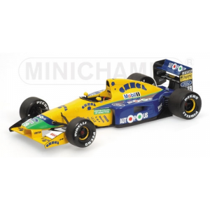 Benetton Ford B191 M.Schumacher 1991