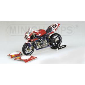 Ducati 998 R Superbike B.Bostrom 2002