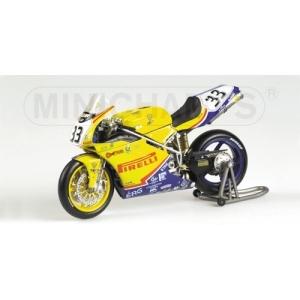 Ducati 998 RS Nr.33 J.Borgia 2003