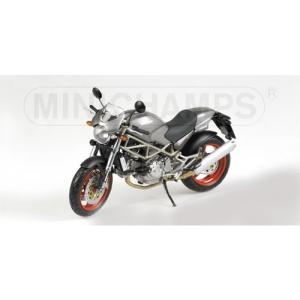 Ducati S4 antrazit met rote Felgen