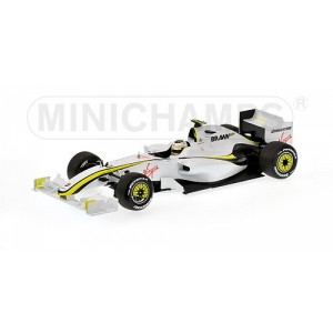 Brawn GP BGP 001 R.Barrichello 2009