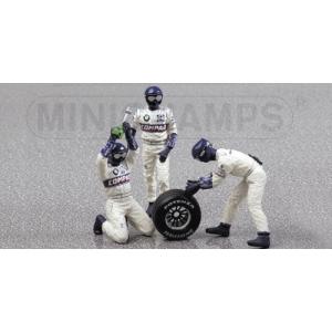 Williams Mechaniker 3 Stk.+1 Rad vorne