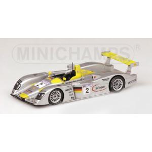 Audi R8S 2.Platz Le Mans 2001